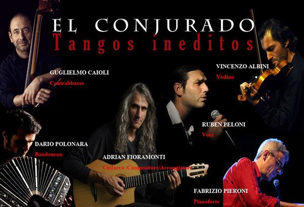 El Conjurado, Tangos ineditos