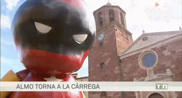REPORTATGE TV3 AL SUPERCATALÀ VOL.2