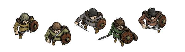 Infantería celtíbera