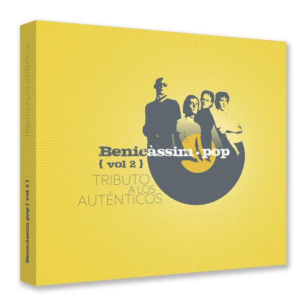 Benicàssim pop vol2 tributo a los Autenticos, un crowdfunding con sabor añejo