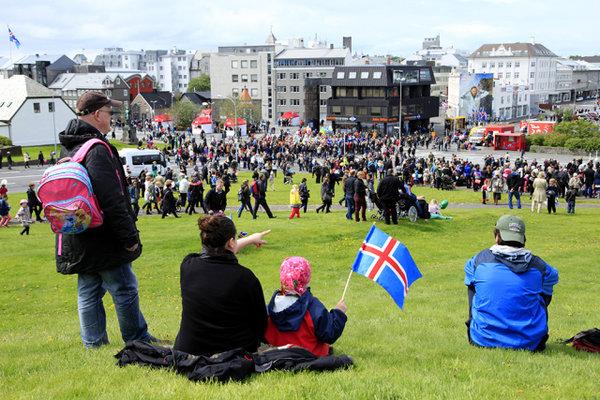 Día Nacional de Islandia - Foto de Èric Lluent