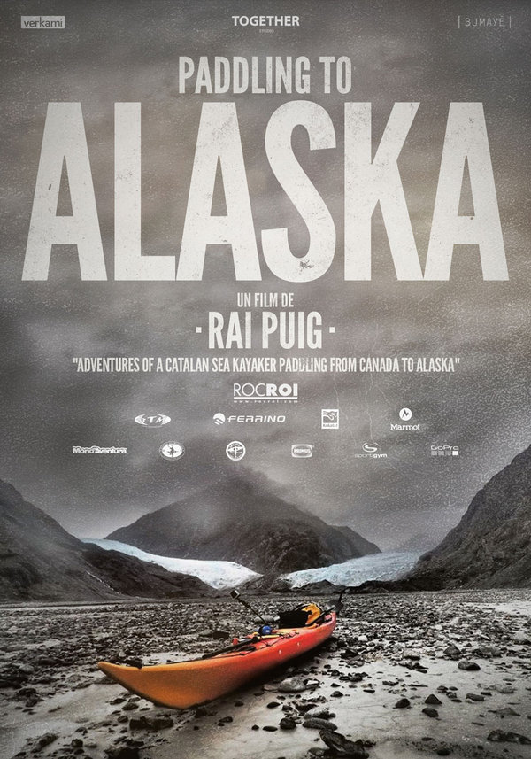 Resultado de imagen de paddling to alaska