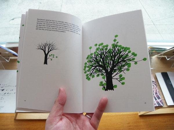Bruno Munari Y Dibujar Un árbol Por Fin En Castellano Verkami