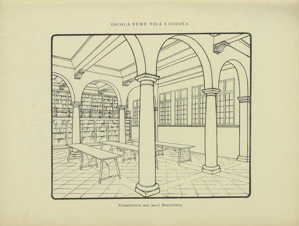 La biblioteca de Les biblitecàries