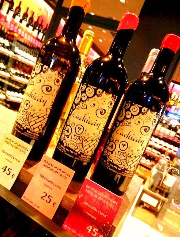 Cachicán es un Vino Artesanal