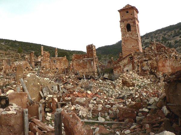 Pobles abandonats. Las Duenas - Terol