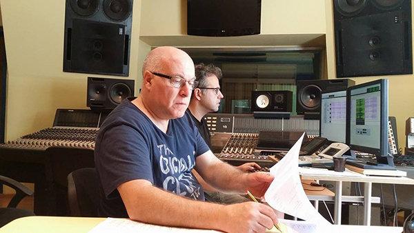 """Masterització de les músiques del CD """"Mataró Dansa"""""""