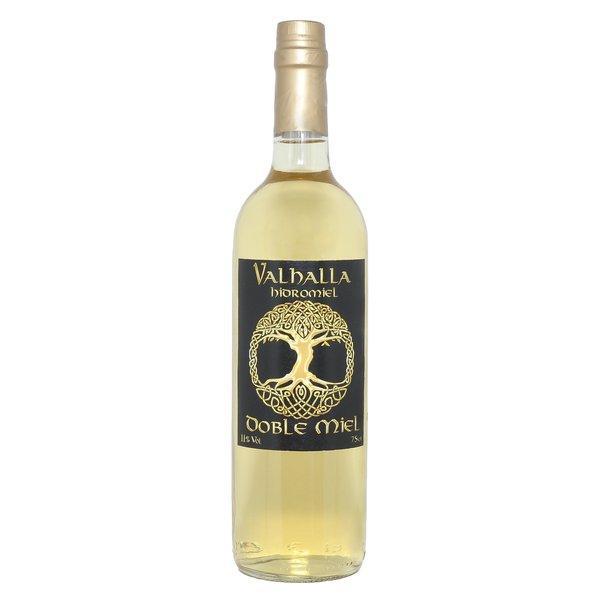 El mecenas ganador de la botella de Hidromiel Valhalla recibe su ...