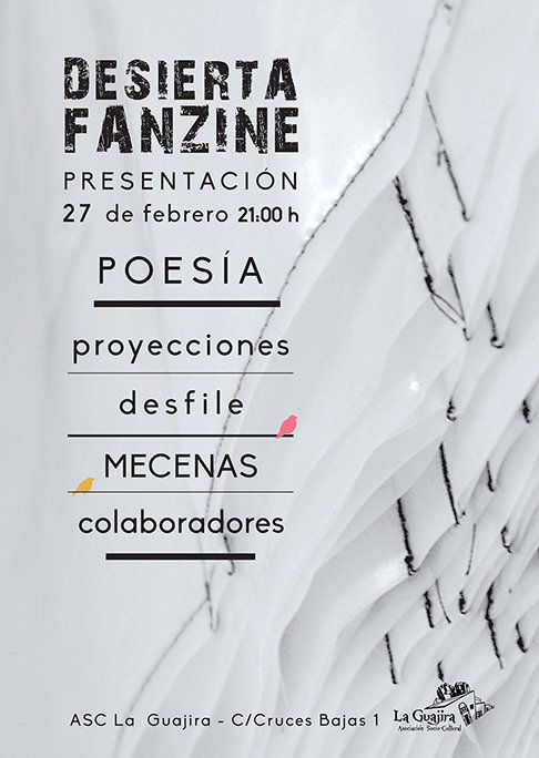 PRESENTACION DESIERTA FANZINE