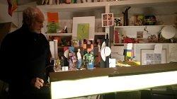 Juan Serrano, el artista silencioso