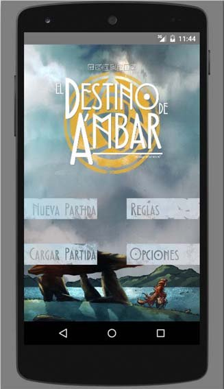 El Destino de Ámbar para dispositivos Android
