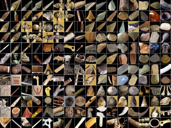 PREHISTORY: la realidad de un Survival/MMORPG educativo - más de 500 objetos de auténtica arqueología experimental