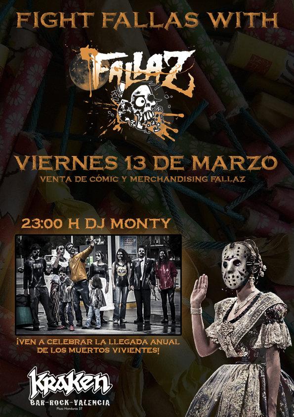 ¡Fallaz, la canción! (y otras novedades) / Fallaz, la cançó (i altres novetats)