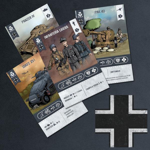 Juego 2gm Tactics De La 2ª Guerra Mundial Verkami