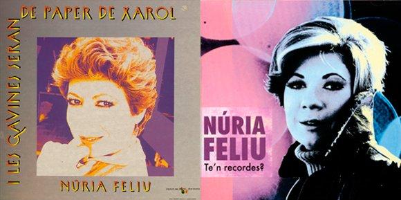 Nuria Feliu vinils 5 i 6