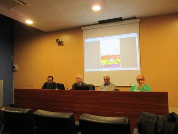 Presentació a Menorca