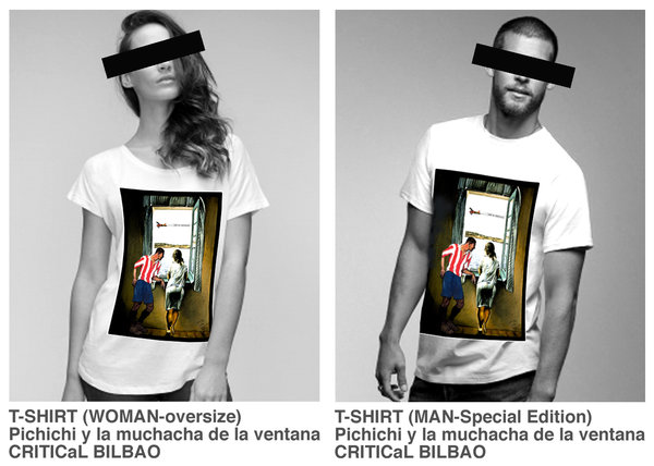 Camisetas man-woman