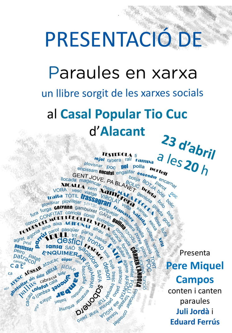 23 d'abril, Sant Jordi, a Alacant