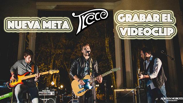 Nueva meta: Grabar el Videoclip