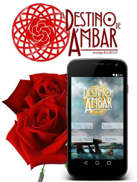 ¡Ya está disponible El Destino de Ámbar para Android!