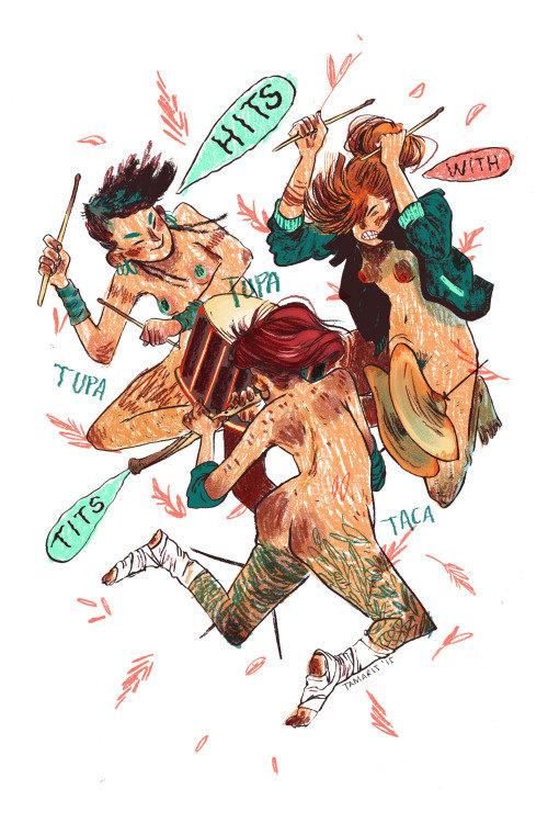 Ilustración por Ntamarit