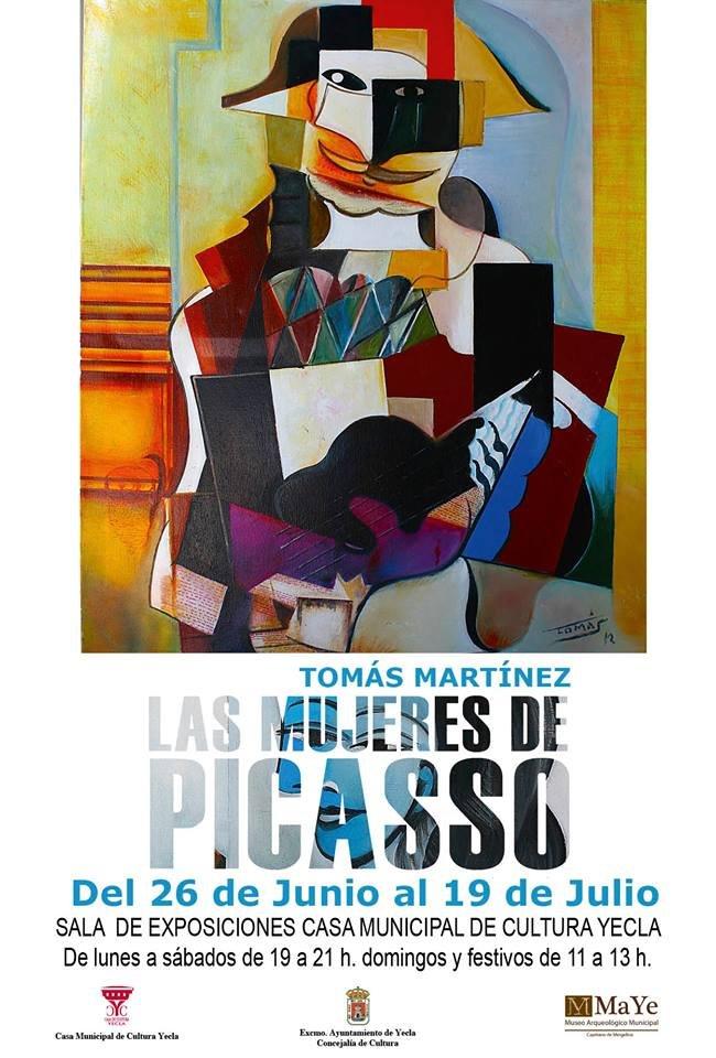 Las mujeres de Picasso. Un nuevo proyecto de mi abuelo.