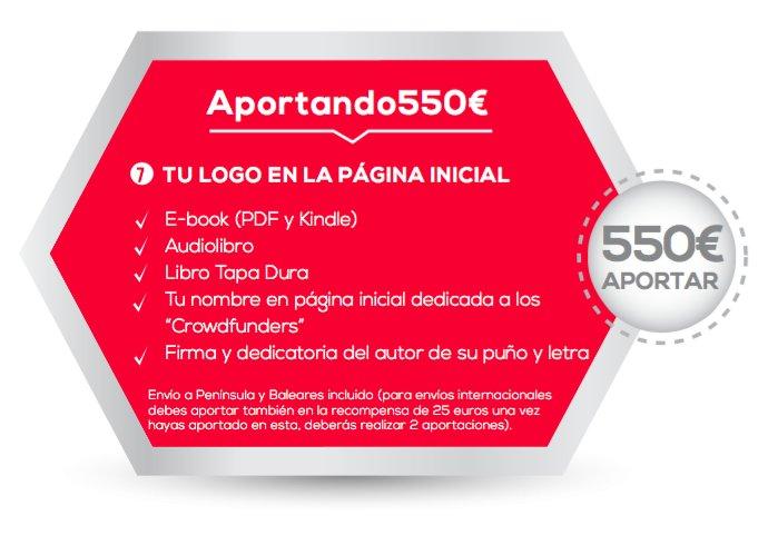 RECOMPENSA550