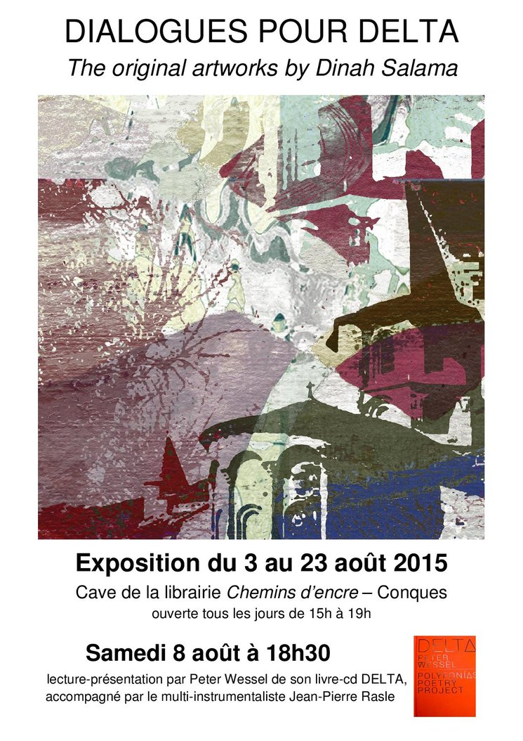 Delta Art Exhibition In Conques En Rouergue Translations