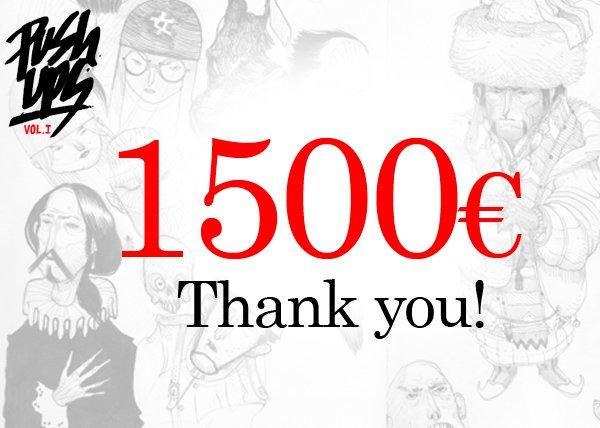 1500€ en nueve días ! / 1500€ in nine days !