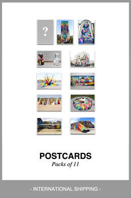 20 int postales