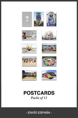15 esp postales