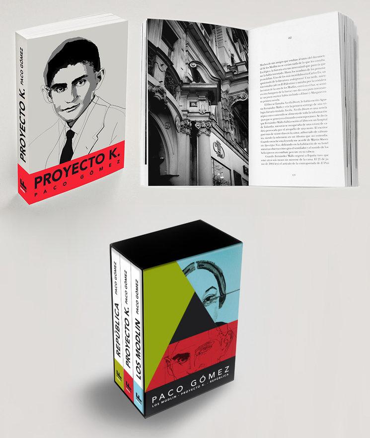 Ayuda a financiar el nuevo libro de Fracaso Books