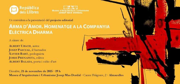 Presentació del projecte avui a Almacelles