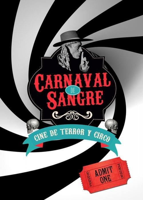 Gracias por apoyar el proyecto Carnaval de Sangre