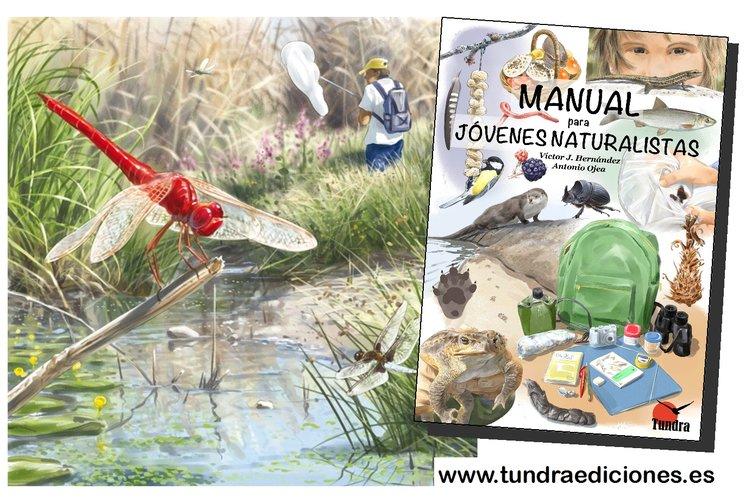 """AHORA es posible conseguir también suelto el """"Manual para jóvenes naturalistas"""""""