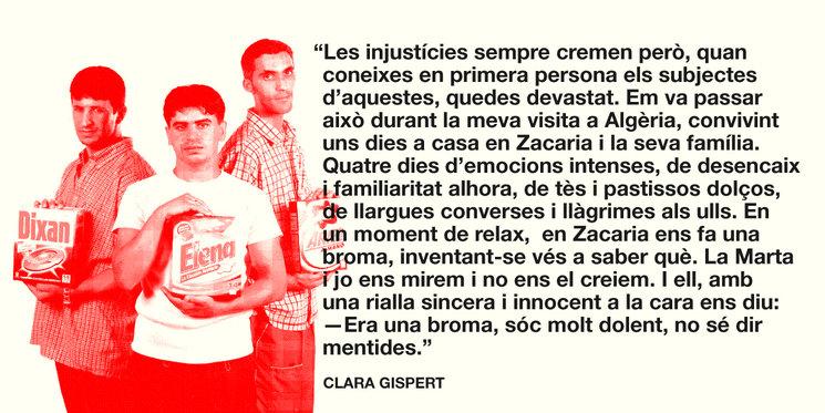 Clara Gispert ens parla del Comando Dixan