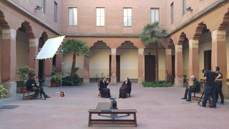 Rodatge del documental