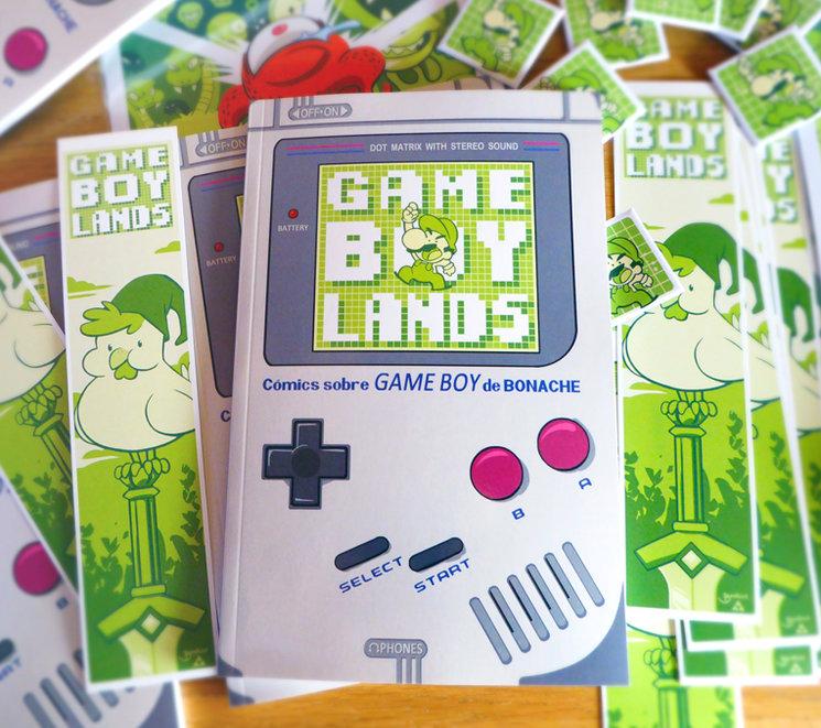 ¡Gameboylands ha llegado!