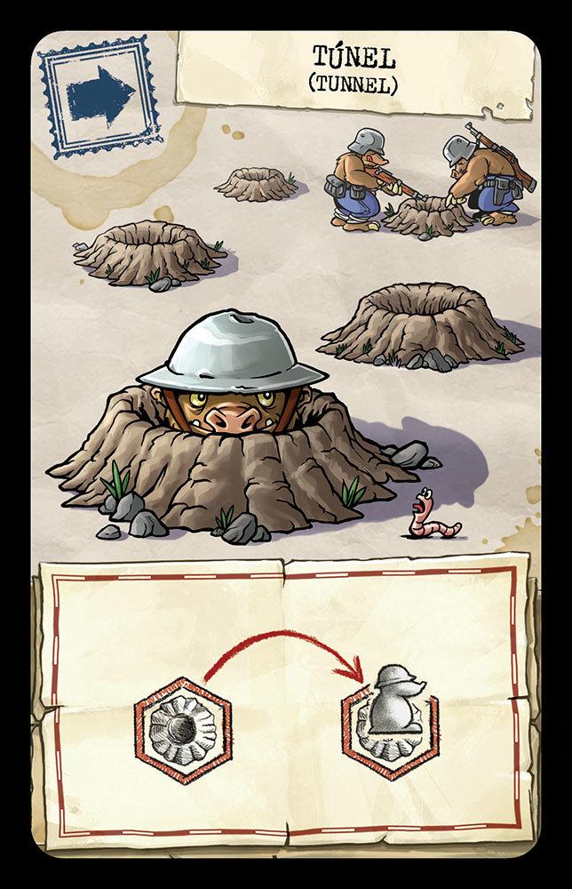 Carta Tunel