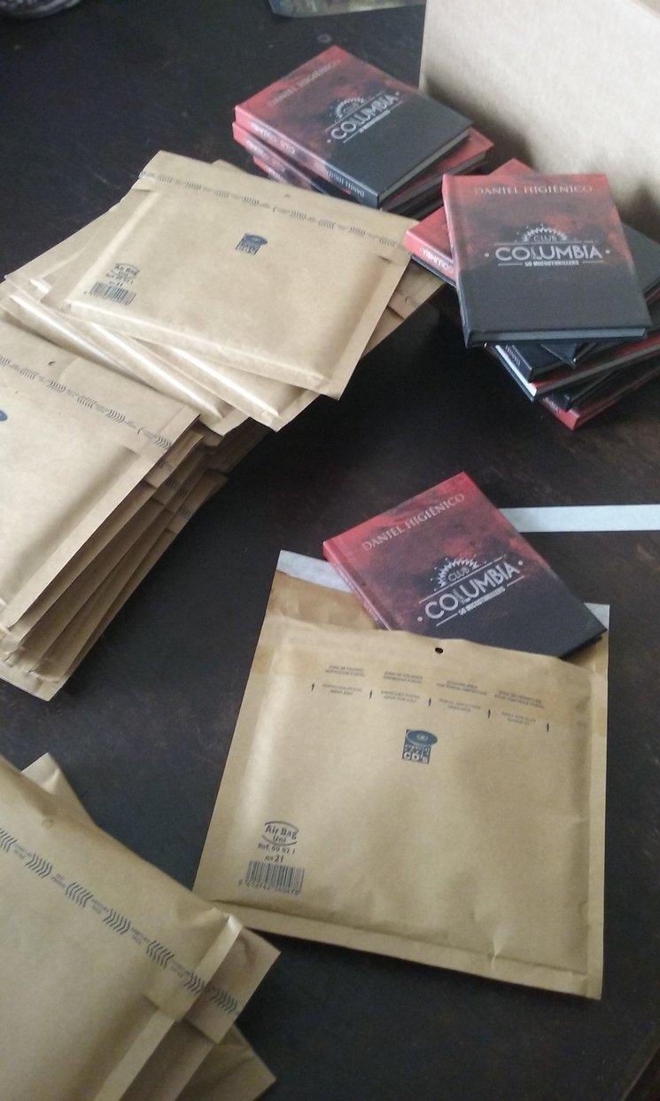 Preparando los envíos