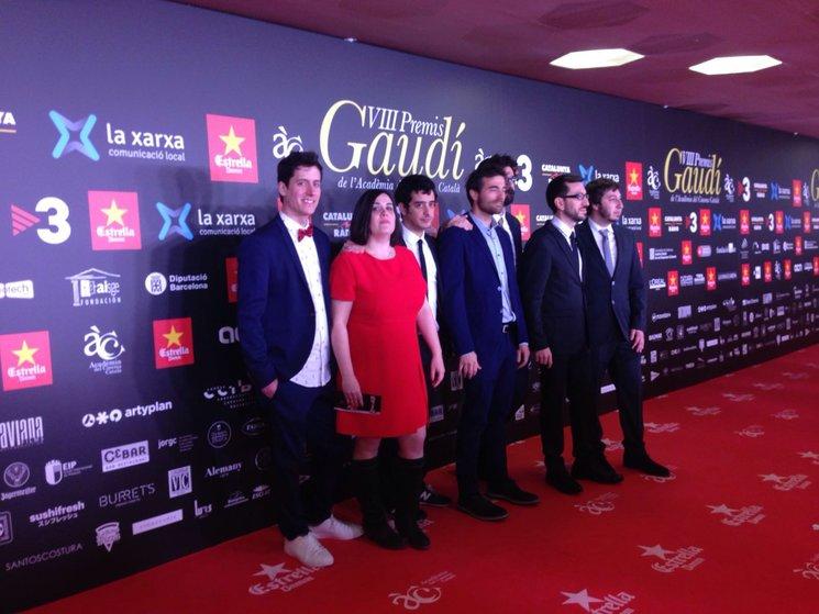 Resaca de... ¡Mejor película en los Gaudí!
