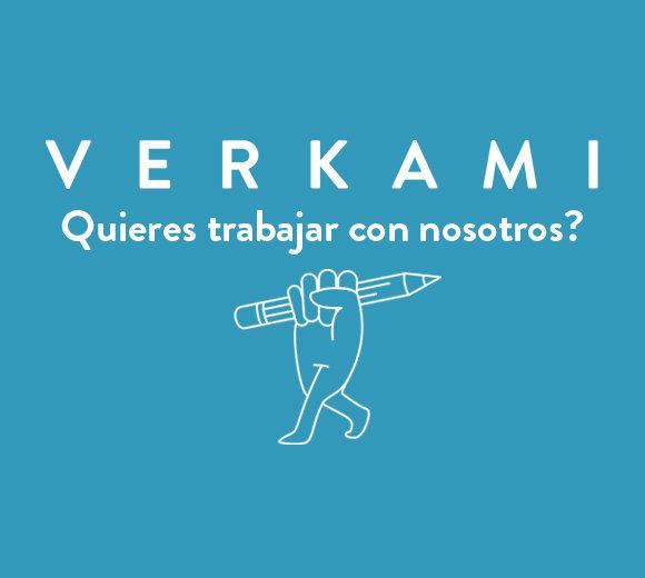 Quieres trabajar en Verkami