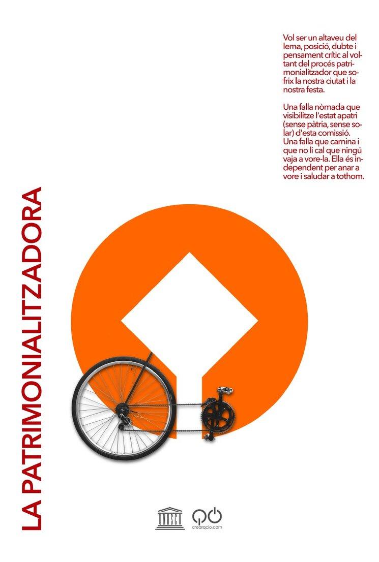 #LAPATRIMONIALITZADORA