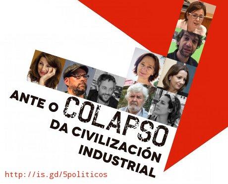 As persoas da política galega acusan recibo dos resultados da enquisa