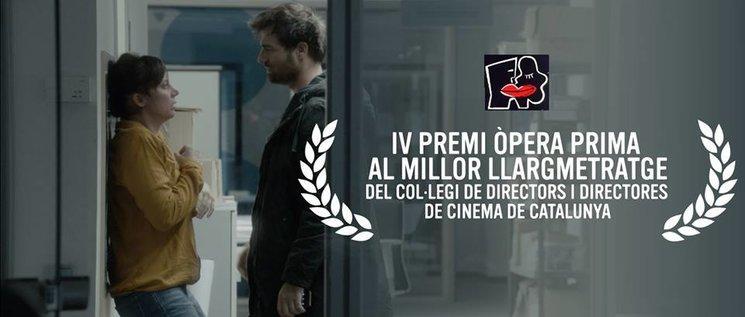 Mejor Ópera Prima para el Colegio de Directores de Catalunya :)