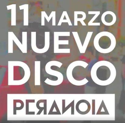 Estreno disco digital: 11 Marzo