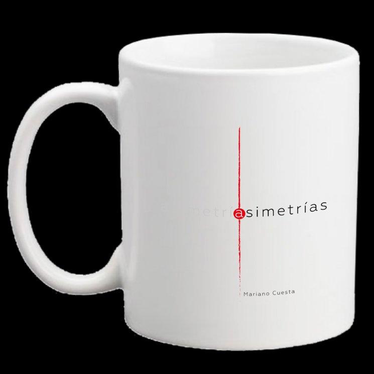 """Taza de """"Asimetrías""""..."""