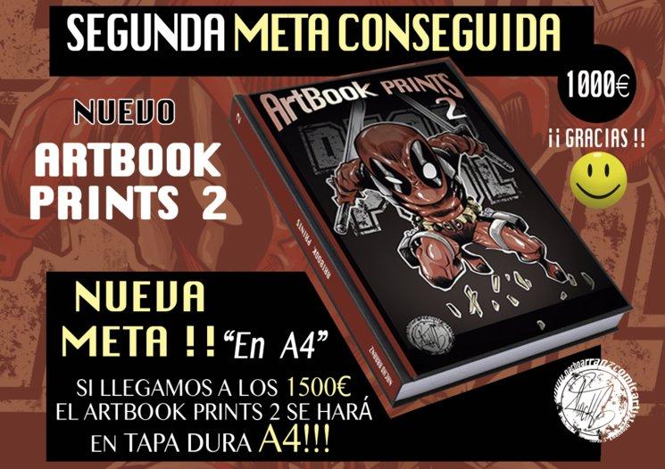 SEGUNDA meta CONSEGUIDA !!! :D GRACIAS a TOD@S !!! ;)