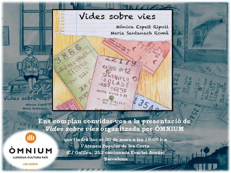 Recordatori: presentació a Barcelona!!