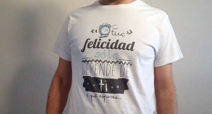 d5f89145ee23f Tu felicidad depende de tí a qué esperas creado por Fabiola Pérez y  Alejandra Carretero habla de tomar las riendas de tu vida y hacer lo que te  gusta